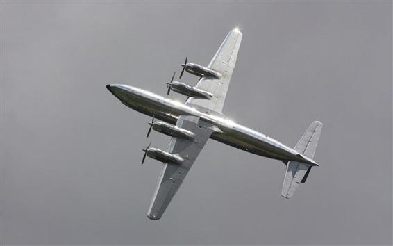 Обои Самолет Douglas DC-6B