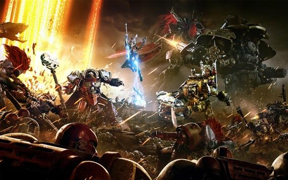 Обои Горячая игра, Warhammer 40000: Dawn of War III