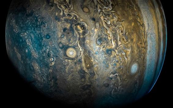 Wallpaper Jupiter, space