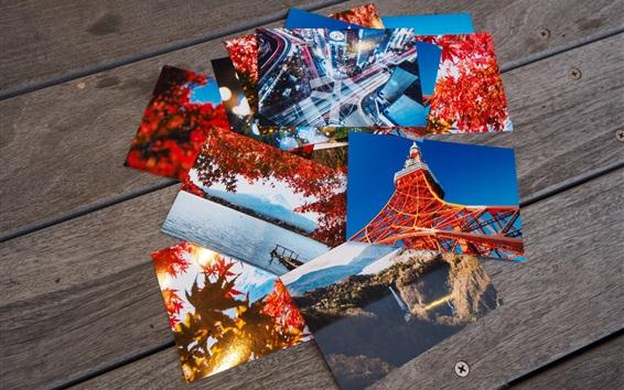 Papéis de Parede Fotos, placa de madeira