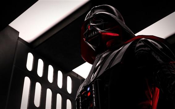 Fondos de pantalla Darth Vader, juegos de EA, Star Wars: Battlefront