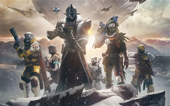 Fondos de pantalla Destiny: la colección