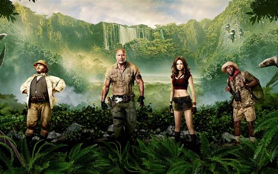 Wallpaper Jumanji: Welcome to the Jungle