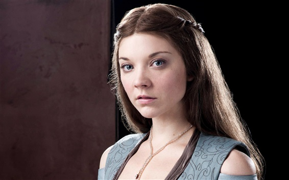 Fond d'écran Margaery Tyrell, Game of Thrones