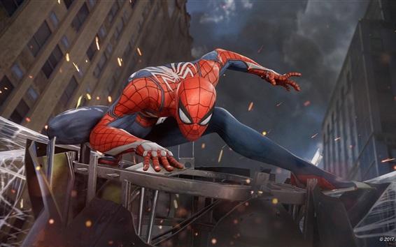Fondos de pantalla Spider-Man: regreso al hogar