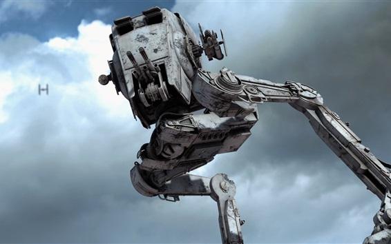 Fondos de pantalla Star Wars: Battlefront, máquina de guerra