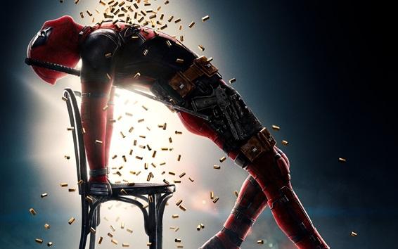 Wallpaper 2018 movie, Deadpool 2