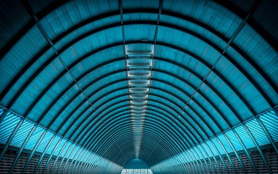 Wallpaper Architecture, structure, round arch, tunnel