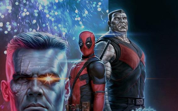 Papéis de Parede Deadpool 2