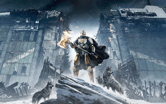 Fondos de pantalla Destiny: Rise of Iron