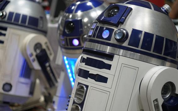 Fondos de pantalla Robot R2-D2, Star Wars