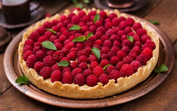 Wallpaper Raspberry pie