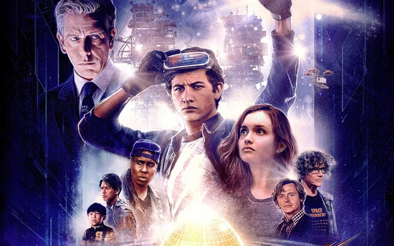 Fondos de pantalla Ready Player One 2018