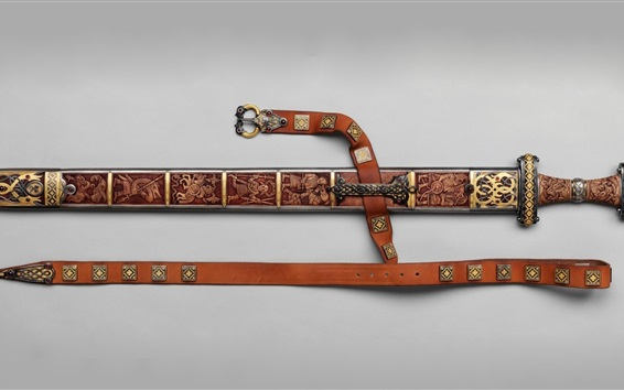 Wallpaper Sword, weapon