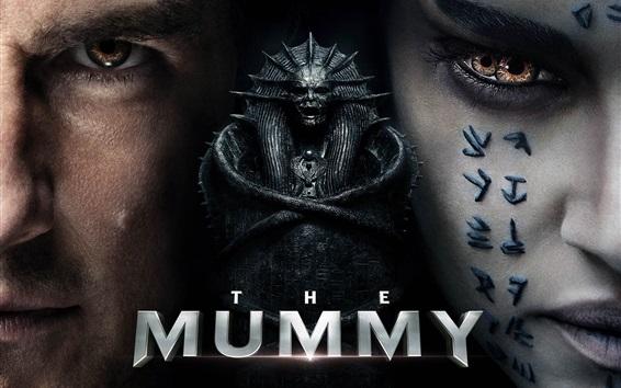 Wallpaper The Mummy 2017
