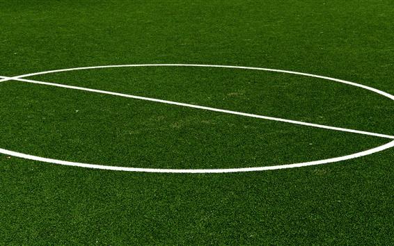 壁紙 サッカーの芝生