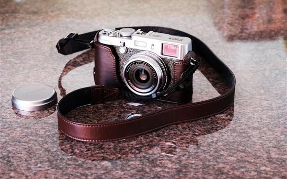 Papéis de Parede Câmera digital Fujifilm X100S