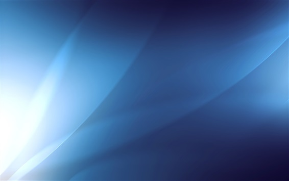 Wallpaper Glare blue abstract background