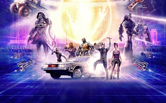 Fondos de pantalla Ready Player One, Steven Spielberg