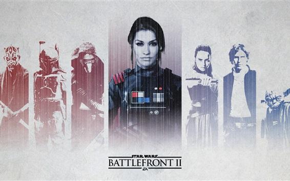 Fondos de pantalla Juegos de Star Wars: Battlefront II, EA