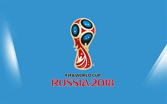 Fond d'écran Coupe du Monde de la FIFA 2018
