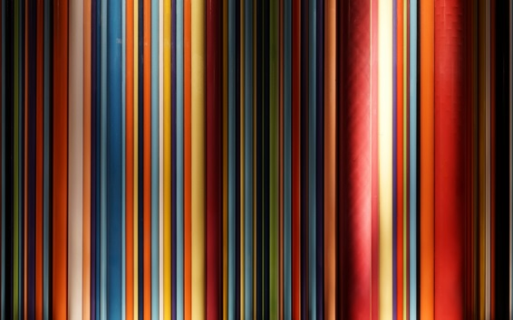 Wallpaper Colorful layers, abstract background