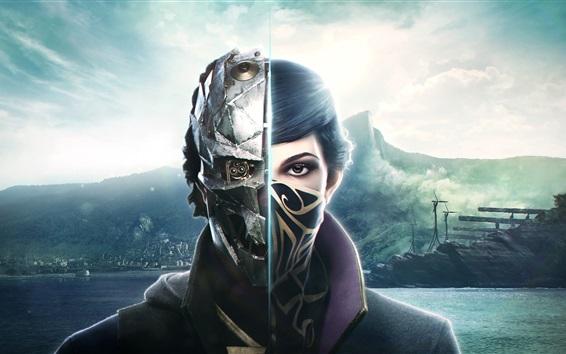 Fondos de pantalla Dishonored 2, juegos de PC