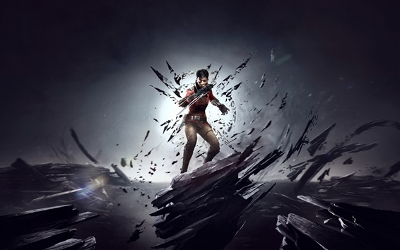 Wallpaper Dishonored: Death Of The Outsider