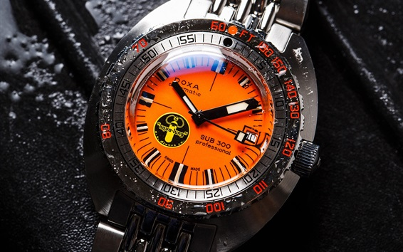 Papéis de Parede Relógio Doxa SUB 300