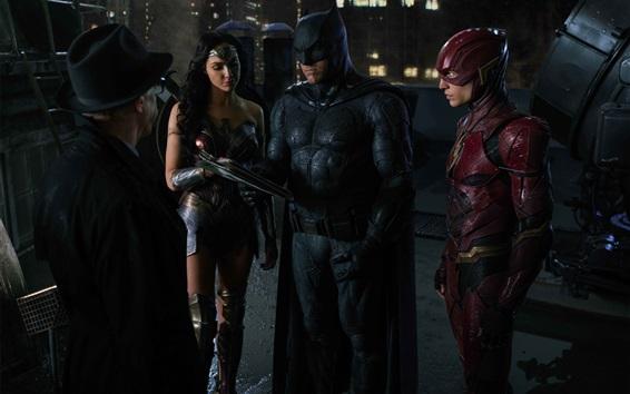 Papéis de Parede Liga Da Justiça, Mulher Maravilha, Batman, The Flash