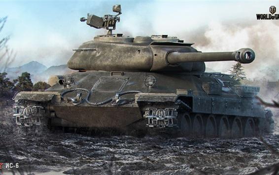 Wallpaper World of Tanks, popular net games