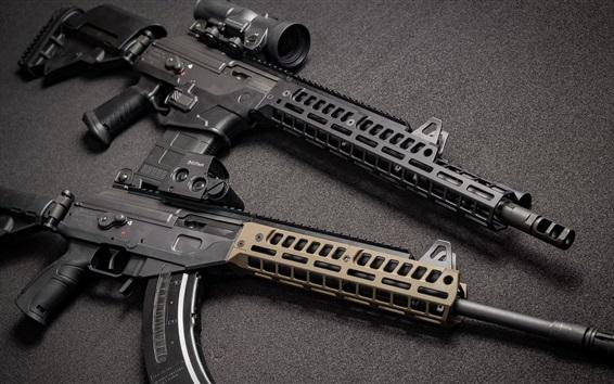 Обои АРТ-15, оружие