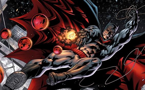 壁纸 蝙蝠侠,布鲁斯韦恩,DC漫画