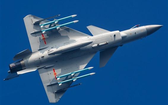 Fondos de pantalla Aviones chinos, J-10B