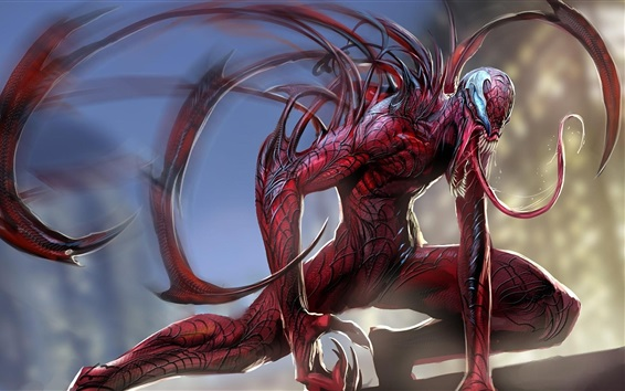 Papéis de Parede Deadpool, monstro, horror, imagens de arte