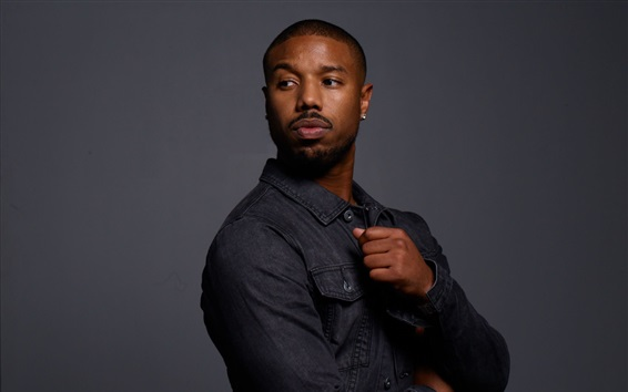 Wallpaper Michael B. Jordan