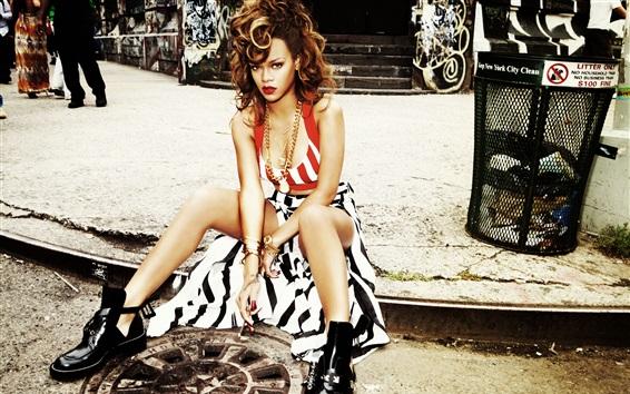 Fond d'écran Rihanna 13