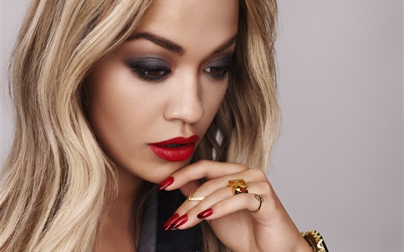 Wallpaper Rita Ora 05
