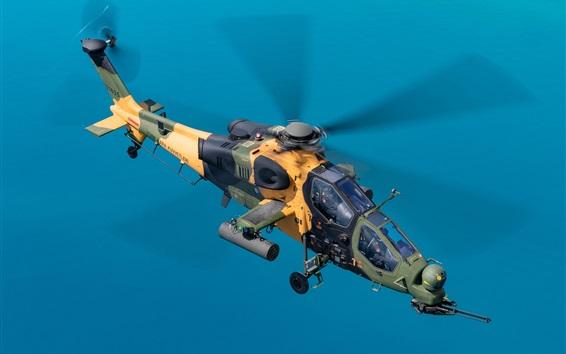 Papéis de Parede Helicóptero de ataque leve T-129B