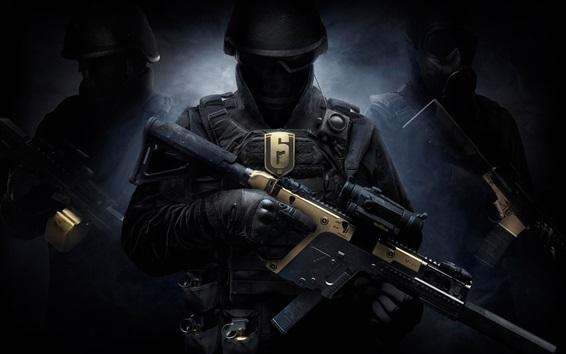 Fondos de pantalla Juego de Ubisoft, Tom Clancy's Rainbow Six
