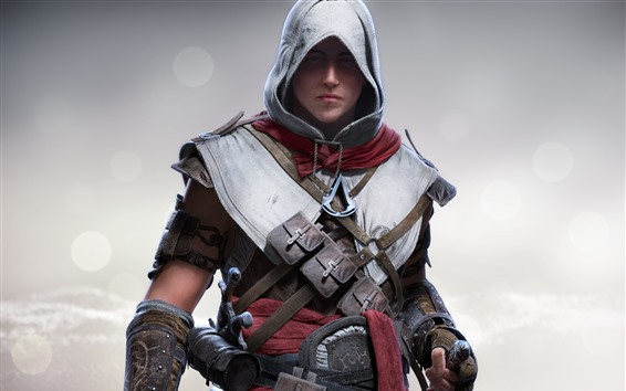 Wallpaper Assassin's Creed: Identity, Ubisoft