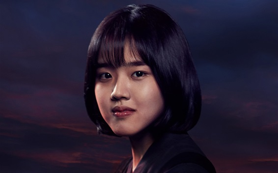 Wallpaper Kim Hyang-gi, Along With the Gods: The Two Worlds