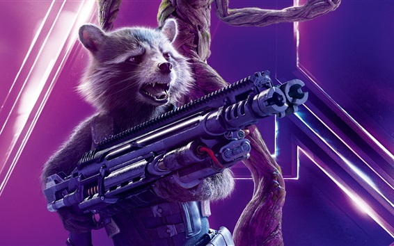 Wallpaper Rocket, Avengers: Infinity War