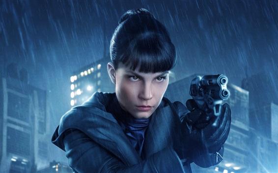 Fondos de pantalla Sylvia Hoeks, Blade Runner 2049