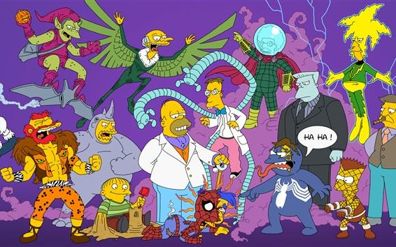 Fondos de pantalla Los Simpsons