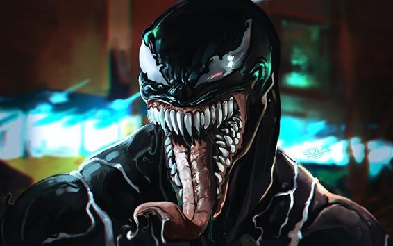 Fondos de pantalla Venom, DC comics, imagen artística