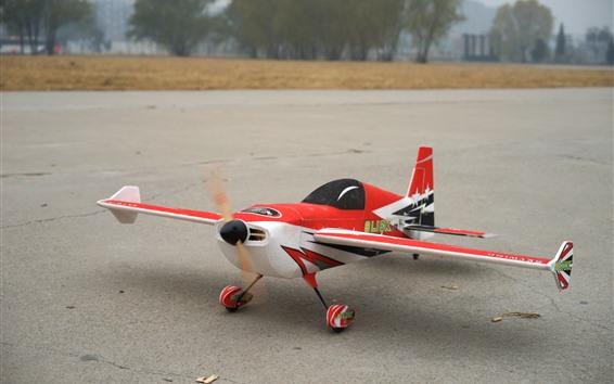 Fondos de pantalla Modelo de aeronave