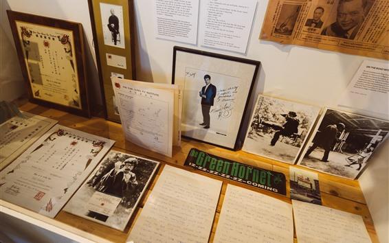 Fond d'écran Bruce Lee Memorial Hall