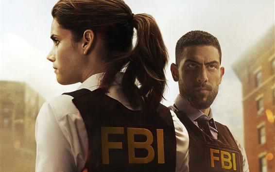 Papéis de Parede FBI, série de TV 2018