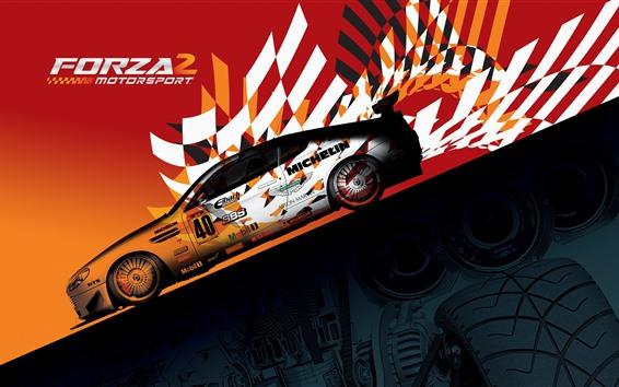 Fond d'écran Forza Motorsport 2